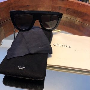 Celine sunglasses. Worn 2 times.